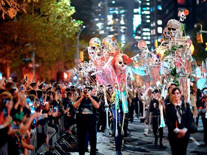 Village Halloween Parade 2019