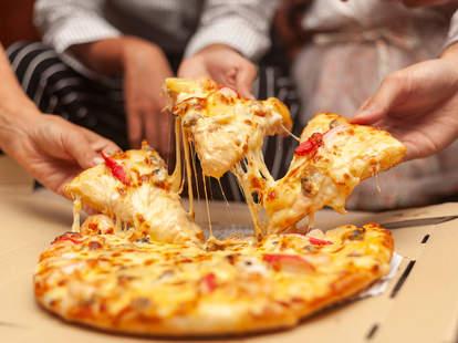National Pizza Month Deals 2020