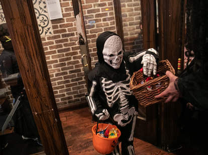 Trick or Treating Guidelines CDC