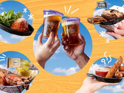 food festival pivots