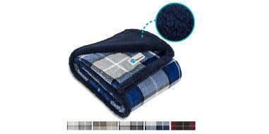 PetAmi Sherpa Pet Blanket