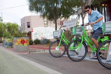 Grid Bike
