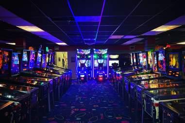 The Original Pinballz Arcade austin