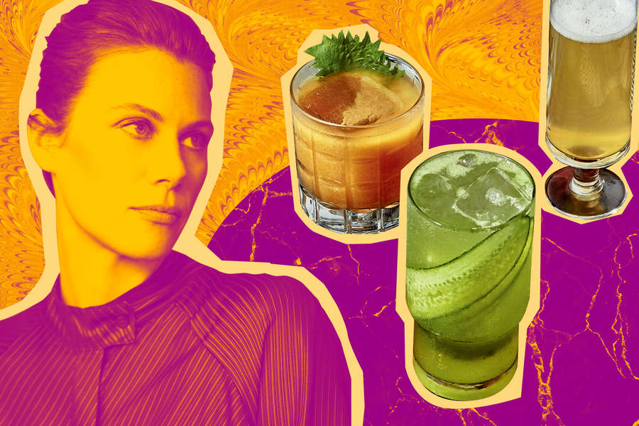 Julia Bainbridge Wants to Make Non-Alcoholic Drinks Less Awkward
