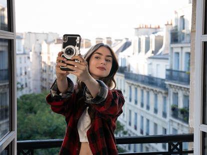 emily in paris phone case