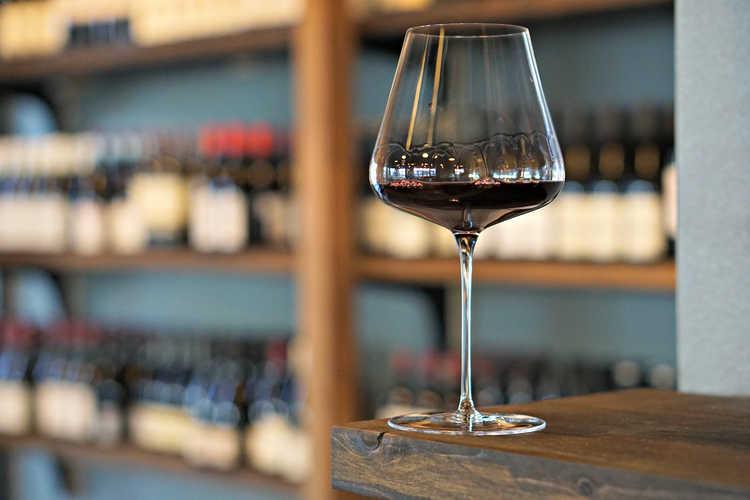 Garagiste Wine Room | Merchant