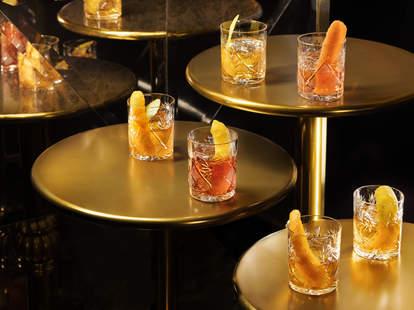 Rosina bar cocktails
