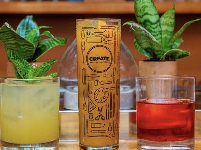 Create Gallery and Cocktail Lounge