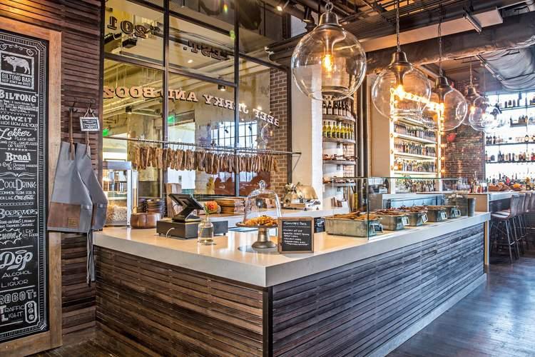Biltong Bar