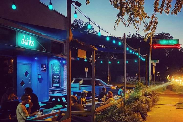 Drinks Lounge