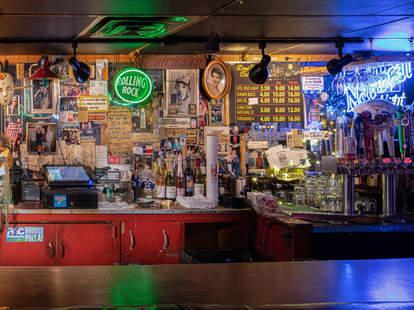 Deep Eddy Cabaret interior bar