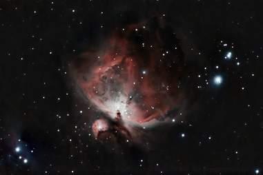 Vespera image of the Orion Nebula