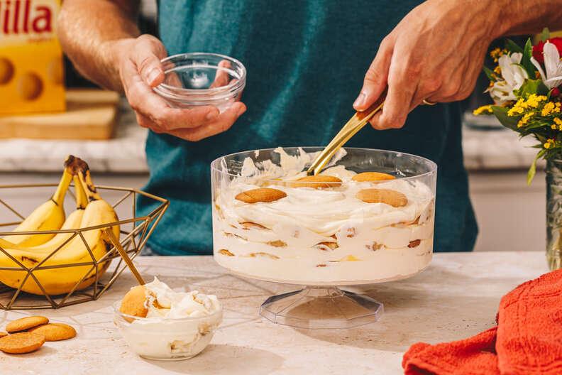 Magnolia Bakery banana pudding recipe