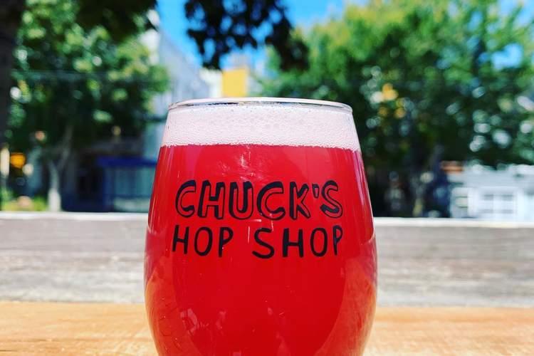 Chuck's Hop Shop