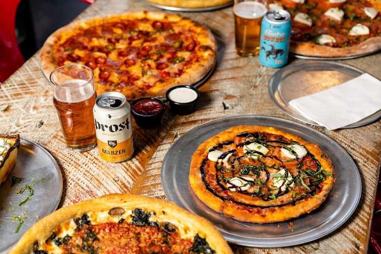 Crush Pizza + Tap