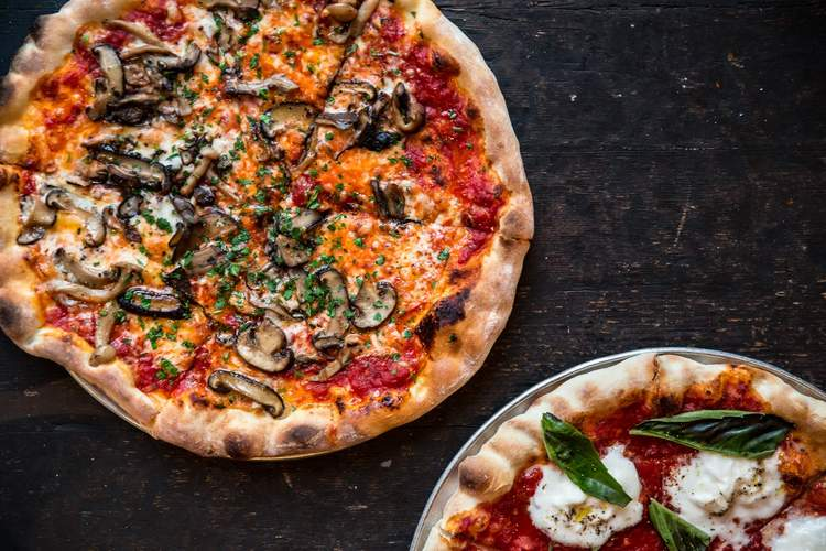 Best Pizza In San Francisco Pizza Places With The Best Slices In Town Thrillist