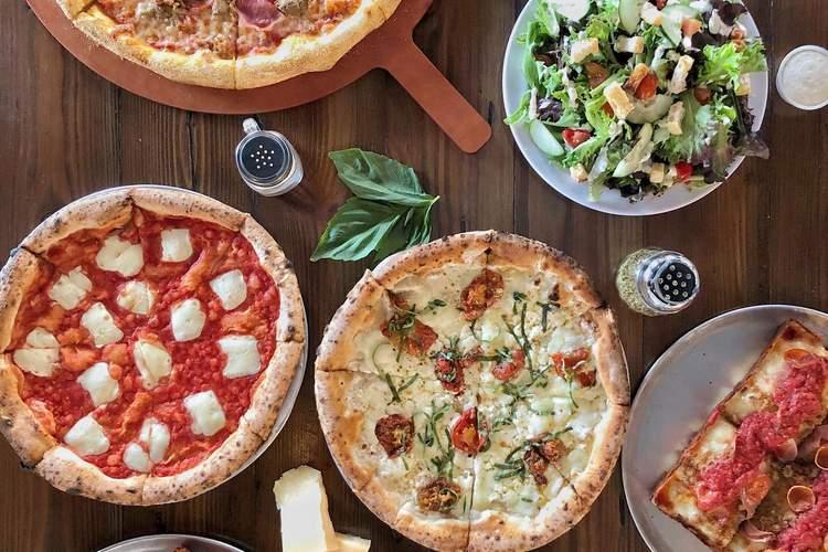 Pizaro's Pizza Napoletana