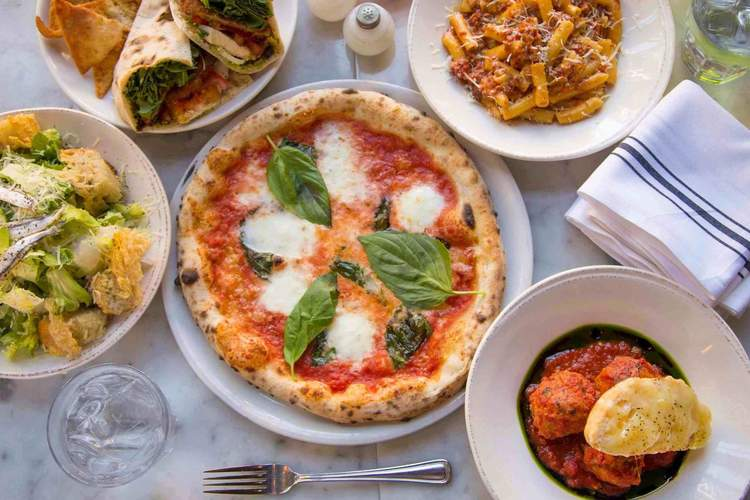 Pastoral - Artisan Pizza + Kitchen and Bar