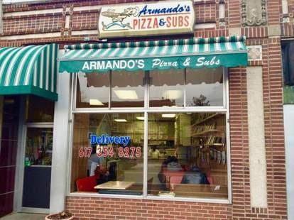 Armando's pizza & subs