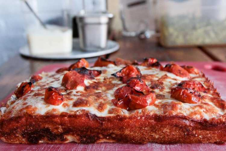 Iron Born Pizza