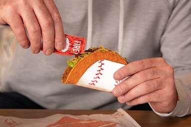 free taco bell doritos locos tacos today