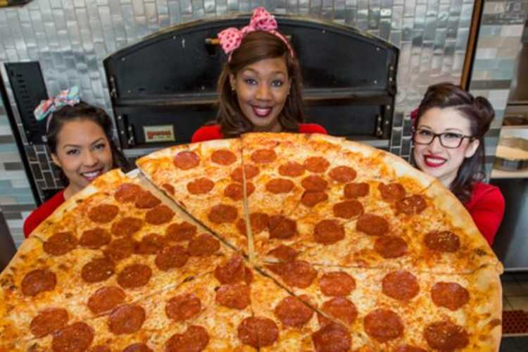 Pin-Up Pizza