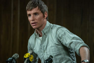 trial of the chicago 7 eddie redmayne