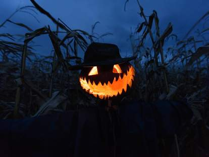 Scream Acres at Fritzler Farm Park