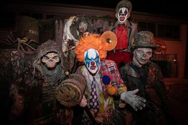 The 13th Floor Haunted House Denver