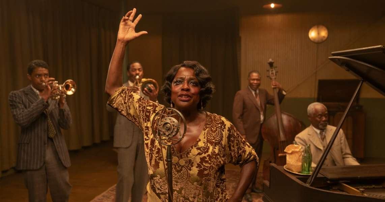 Viola Davis & Chadwick Boseman Sing the Blues in 'Ma Rainey's Black Bottom' Trailer