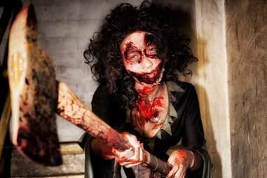 Blood Manor Actor