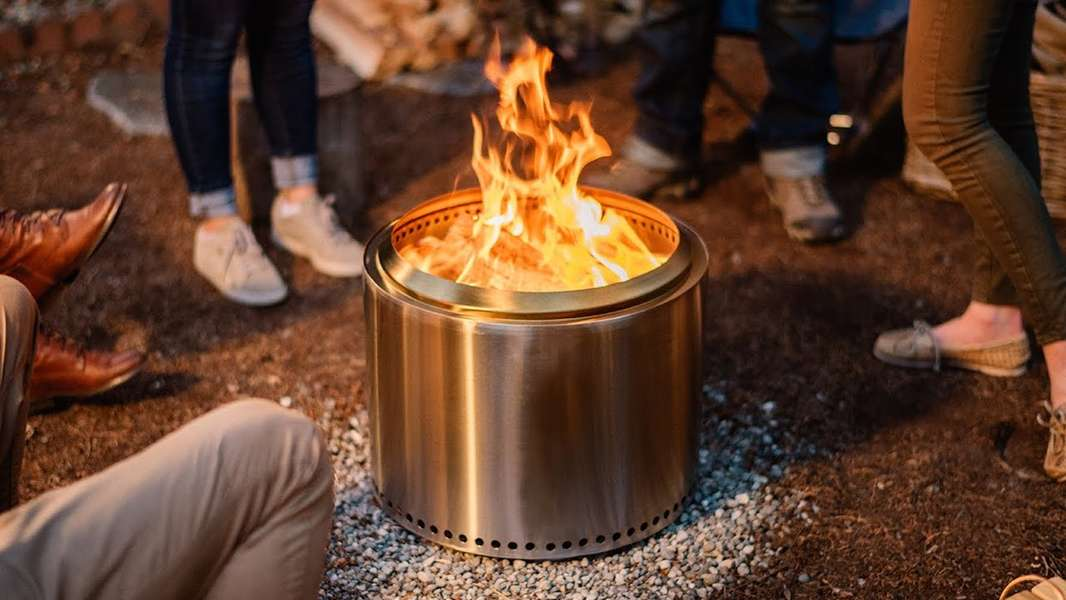 Save Big on the Internet's Favorite Fire Pit Right Now