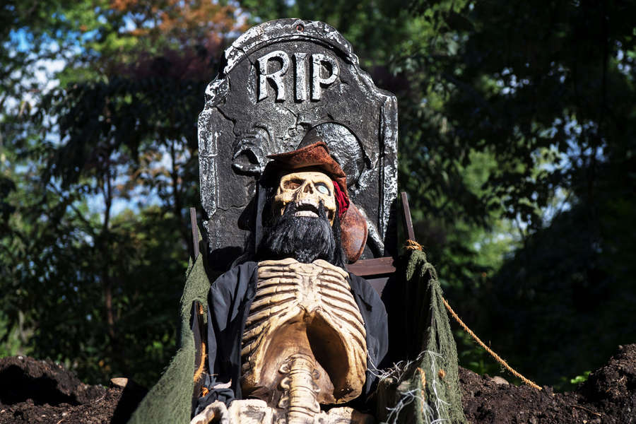 15 Fun Haunted Houses and Spooky Attractions in NYC