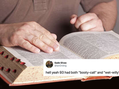 Dictionary time traveler