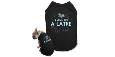 etsy dog latke sweater