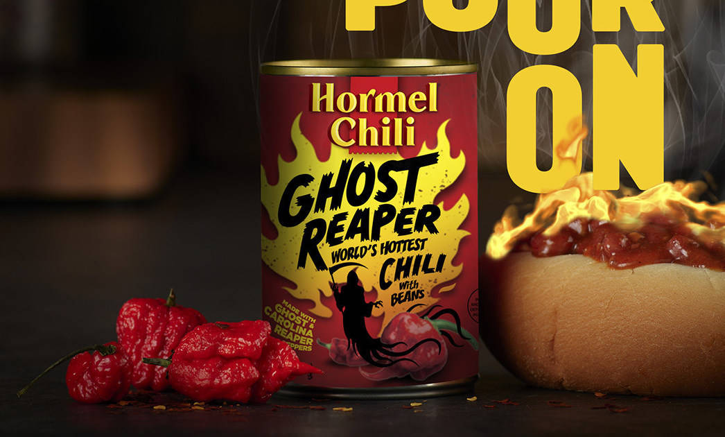 Hormel S Ghost Reaper Chili Is Made With The World S Hottest Pepper Thrillist