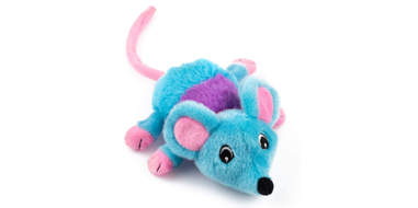 cute and colorful toy mouse