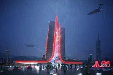 Atari Hotels Las vegas