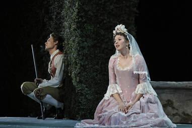 Scene from San Francisco Opera