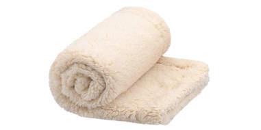Premium Fluffy Fleece Dog Blanket