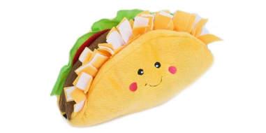 ZippyPaws NomNomz Taco Plush