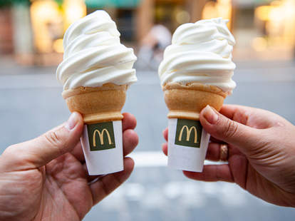 McDonald's Ice Cream