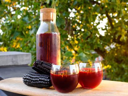 Chicha Morada Cocktail