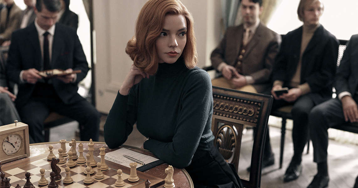 Why You Should Watch Netflix's 'The Queen's Gambit' Even If You Know Nothing About Chess