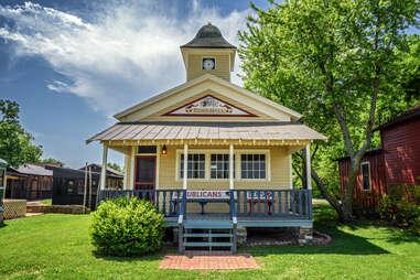 Town Hall in Red Oak II, Missouri