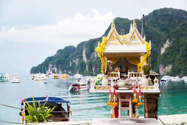spirit house in thailand ghosts ghost