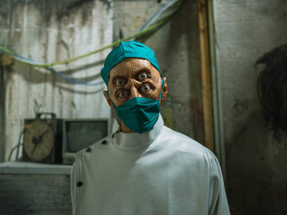 Disturbia Haunted House actor