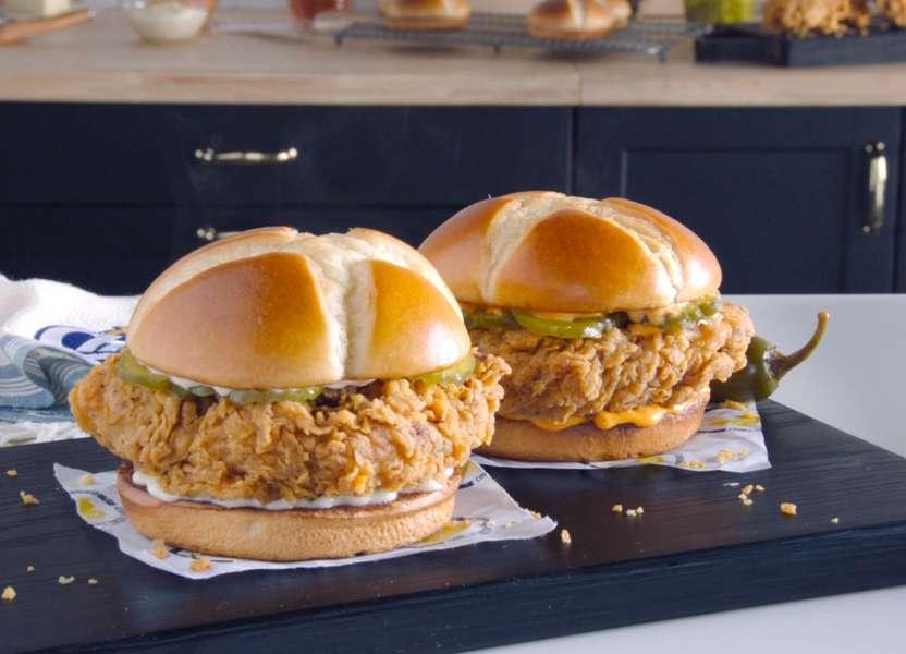 Church's Chicken Just Got In on the Reignited Fast Food Chicken Sandwich War
