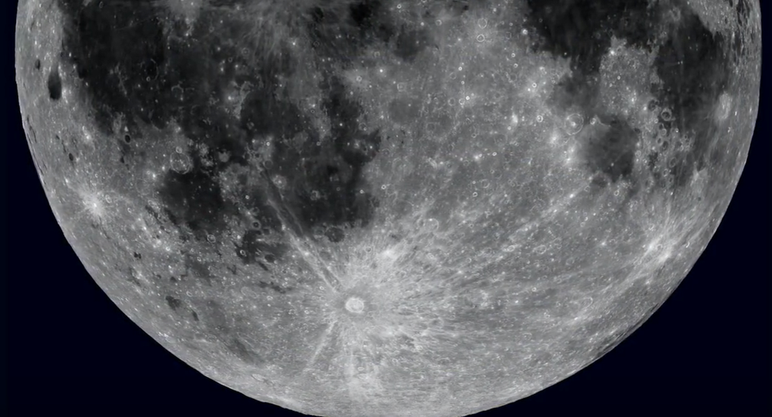 NASA Says There's Water on the Moon In Unexpected Places