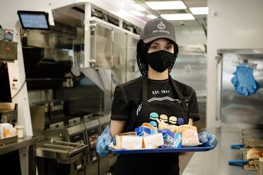 White Castle's Flippy robot makes lots of food